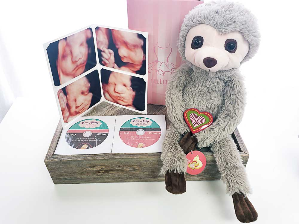 heartbeat bear ultrasound